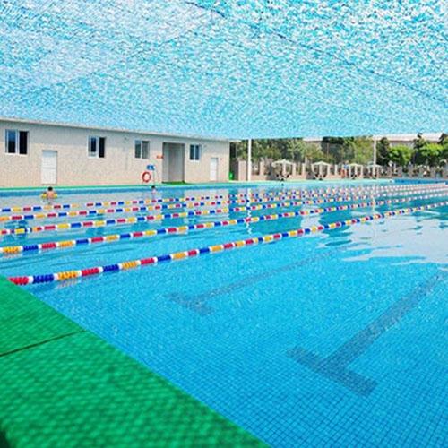 游泳池泳道线安装厂家